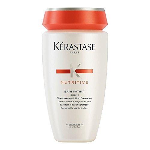 Kerastase Nutritive Bain Satin 1 Shampoo (Normal to Slightly Sensitised Hair) - Kerastase - Nutritive - - Nutrition 1 Bain Shampoo Satin