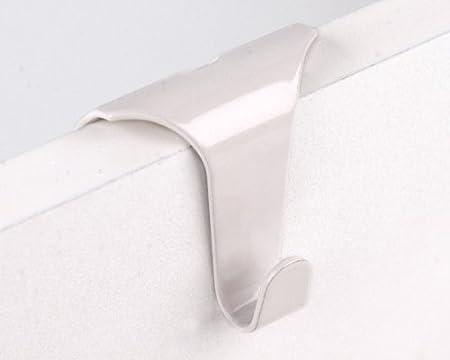 Moldeo marco de imagen Ganchos, color blanco