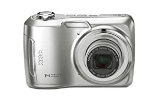Cámara Digital Kodak EasyShare C195 - Plateado (14 MP,5x Optical Zoom, 3.0'' LCD)