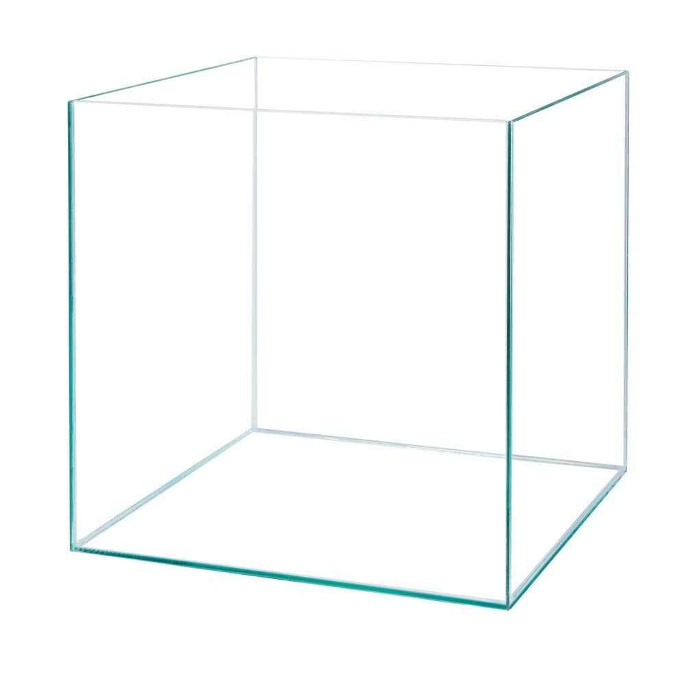 Aqueon Framless Tank Cube - Rimless Cube Aquarium - Size 14 by Aqueon by Central Pet (Image #1)