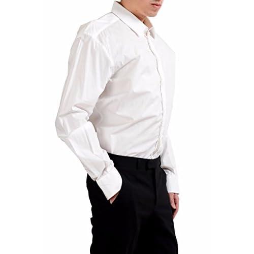 0a58d0658cc3 ベスト Dolce & Gabbana メンズ マティーニ長袖ドレスシャツ - www.ideal ...