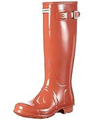 Hunter Womens Original Tall Gloss Synthetic Boots