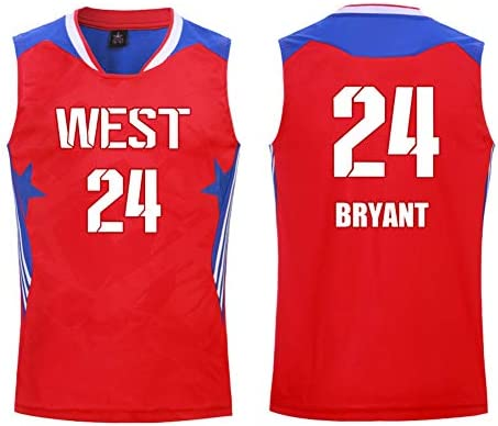 reputable site 69177 7579e Jersey 2013 All-Star Game Kobe Bryant Bryant Jersey 24Th ...