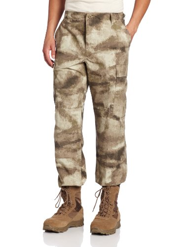 Propper BDU Trouser , A-TACS AU Camo, Large Long