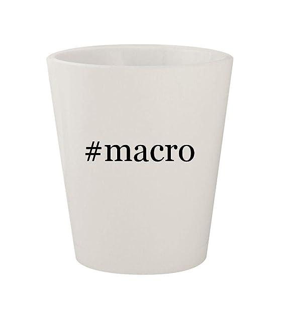 Review #macro - Ceramic White