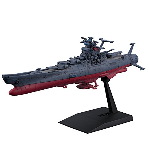 (Bandai Hobby Mecha Collection #02 U.N.C.F. Space Battleship Yamato 2202)