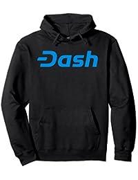 Dash Digital Cash Hoodie New Blue Logo Crypto Blockchain