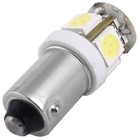 2X T11 BA9S 5 5050 SMD LED Bombilla Luz Lámpara Coche: Amazon.es: Juguetes y juegos