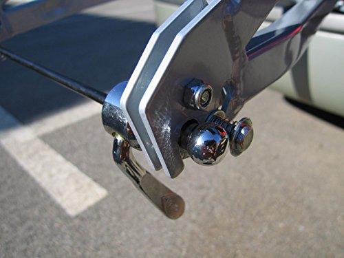 ebikeCo Remolque de Bicicleta de una rueda BICICLETAS Y PIRULETAS 5