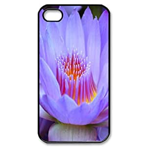 Vety Lotus 8 Case for IPhone 4/4s, with Black