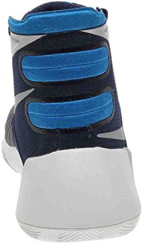 TB white 2015 Midnight Hyperdunk Shoe Basketball Navy Silver Metallic Men's NIKE xnwvff