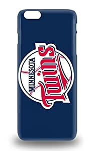 Cute High Quality Iphone 6 Plus MLB Minesota Twins Logo 3D PC Case ( Custom Picture iPhone 6, iPhone 6 PLUS, iPhone 5, iPhone 5S, iPhone 5C, iPhone 4, iPhone 4S,Galaxy S6,Galaxy S5,Galaxy S4,Galaxy S3,Note 3,iPad Mini-Mini 2,iPad Air )