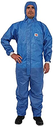 4532 3M Protective Coverall B-2XL Blue