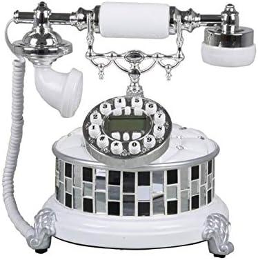 BZM-ZM ヨーロッパスタイル、[レトロ]、電話プラン、ホーム用、アメリカンスタイル、ケーブルB