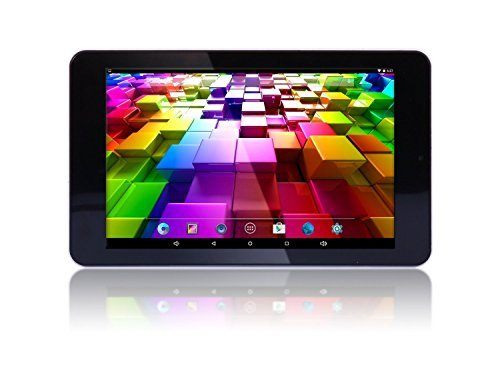 """Price comparison product image Fusion5 7"""" Quad Core 774 IPS Google Android Lollipop 5.1 Tablet PC,  1280800 1GB RAM,  8GB with IPS Display,  Dual Camera and Google Play Kids Tablet PC"""