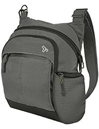 Anti-Theft Active Tour Bag, Charcoal