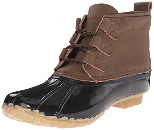 Chooka Women's Fashion Duck Boot, Black, 6 M US by Chooka