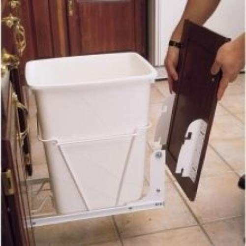 Door Mounting (Door Mounting Kit for Wire RV Waste Container)