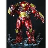 Battle Damage Hulkbuster Iron Man Bowen Designs Statue