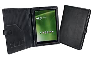 Cover-Up Reader Cover - Funda para Acer Iconia Tab A500/A501 (soporte de sobremesa), negro