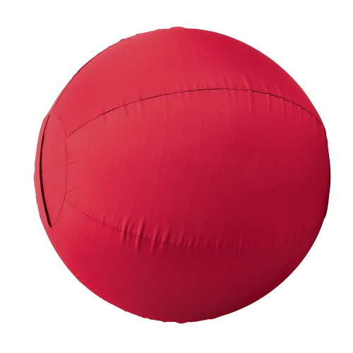 Weaver Leather Stacy Westfall Activity Ball Cover, Red, Large