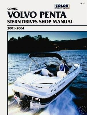 Clymer Volvo Stern Drive Manual