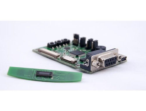 Shanhai STM32F205 + aes1711 fingerprint identification module fingerprint module fingerp