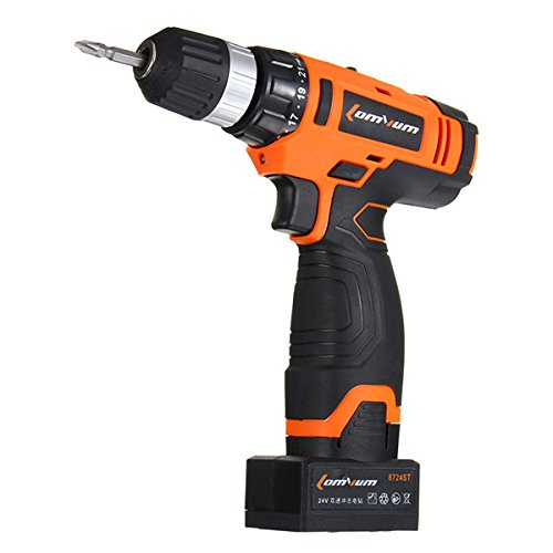 24V Electric Drill Power Drill 50/60Hz Two Speed Electric Drill by SPK603