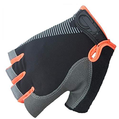 放棄するスカート心臓Rocomoco サイクリンググローブ サイクルグローブ 通気性 吸湿 吸汗 速乾 親指汗ふき フィット感抜群 バイク用 半指手袋 スポーツ用 男女兼用