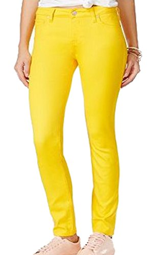 Home Jaune Jeans outlet ware Femme rXUz6rq
