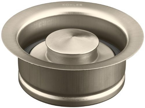 KOHLER K-11352-BV Disposal Flange, Vibrant Brushed Bronze