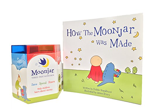 Moonjar Classic Moneybox Spend Share product image