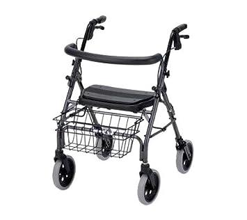Amazon.com: Nova 4202 Cruiser Deluxe – Andador con 4 ruedas ...