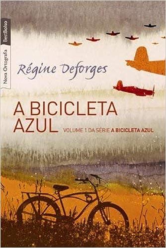 A Bicicleta Azul - Série A Bicicleta Azul. Volume 1 Em Portuguese ...