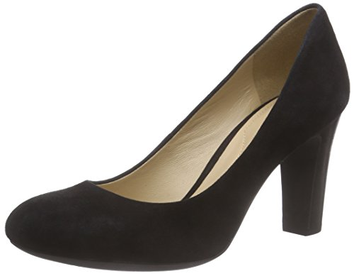 Geox D New Mariele High a, Women's Closed Pumps Black (Blackc9999)
