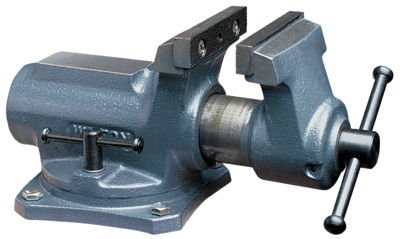 Sbv-100 4'' Swivel Superjunior Vise