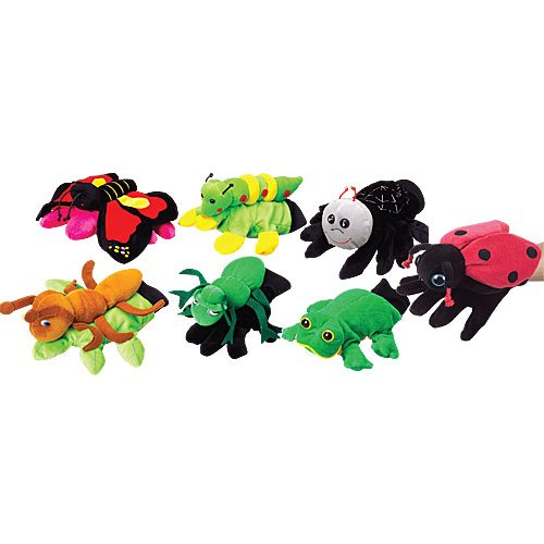 Bugs Puppet Glove (Garden Friends Glove Puppets Set of 7)