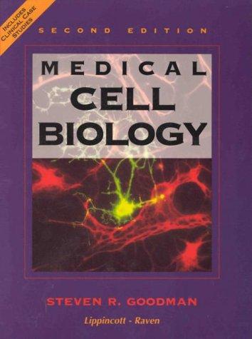 Medical Cell Biology (Medical Cell Biology Goodman compare prices)