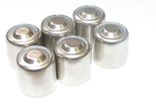 6 NEW LR50 1.5v PX1 VPX1 EPX1 alkaline batteries (Px1 Battery)