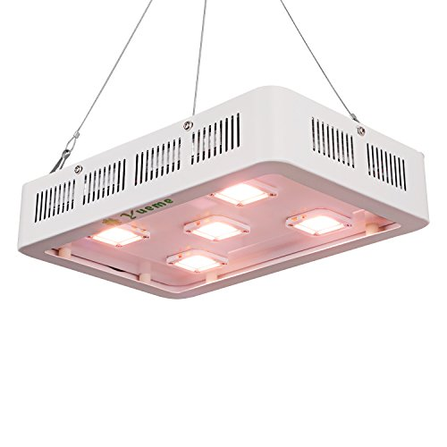 1500W LED Grow Light Full Spectrum with On Off Switch Grow Lamp for Greenhouse and Indoor Plant Flowering Growing