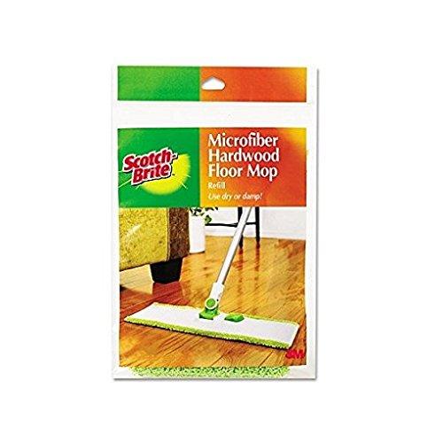 Cleaner Floor Brite Scotch - Scotch-Brite Microfiber Hardwood Floor Mop