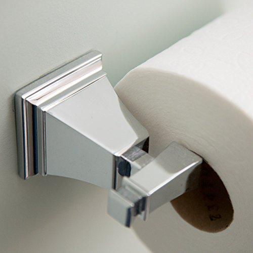 Speakman SA-1305 Rainier Bathroom Square Toilet Paper Holder, Polished Chrome by Speakman (Image #3)