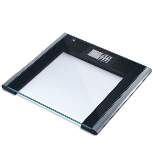Soehnle Solar Sense Precision Digital Bathroom Scale, 330 lb Capacity by Soehnle