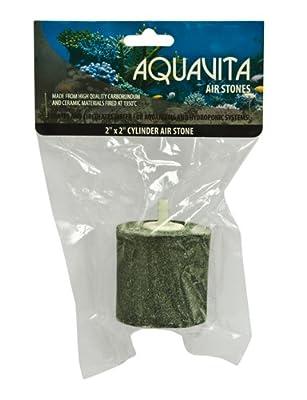 "Aquavita 2""x2"" Cylinder Air Stone"