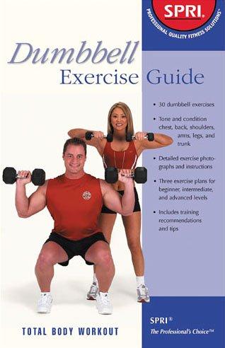 SPRI EG DBR Dumbbell Exercise Guide