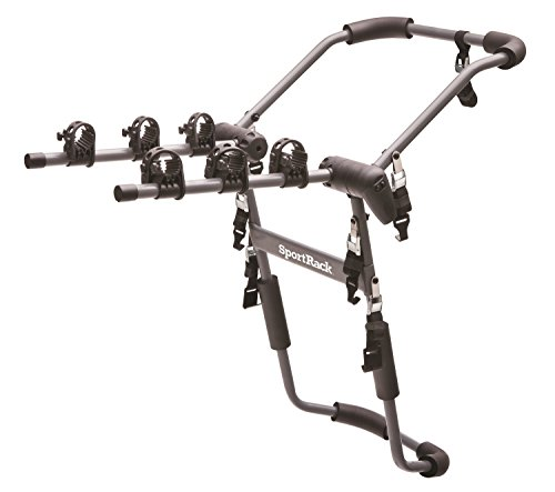 3 bikes rack for car thule - 9