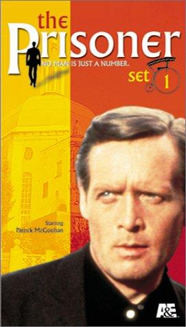 The Prisoner - Set 1: Arrival/ Free For All/ Dance of the Dead [VHS]