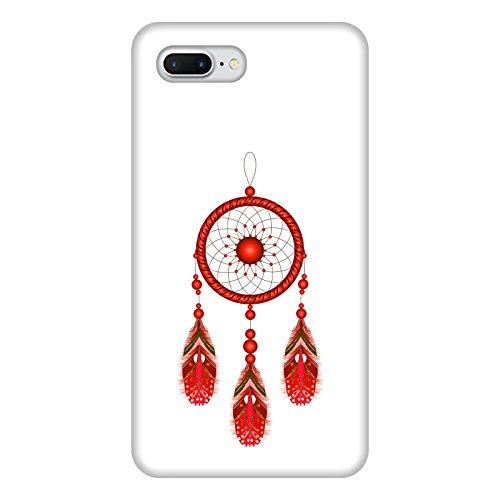 Coque Apple Iphone 7+ - Attrapeur de rêves rouge