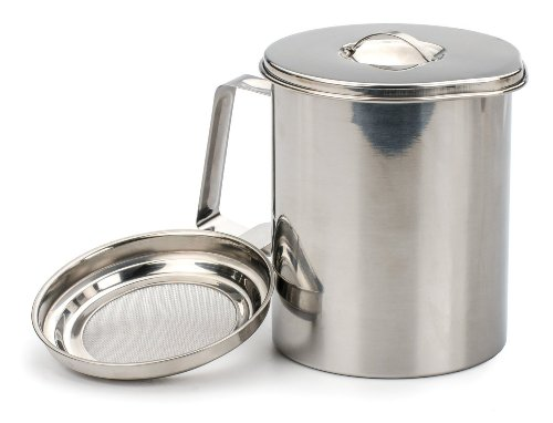 RSVP Endurance Stainless Steel 6 Cup Fryer's Friend (Oil Container For Cooking compare prices)