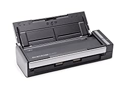 Fujitsu Scansnap S1300i Compact Color Duplex Document Scanner For Mac & Pc 2